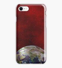 Crimson Space  iPhone Case/Skin