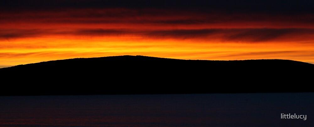 night sky inWestern Oz by littlelucy