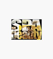Spa the best solution to improve your skin Art Board
