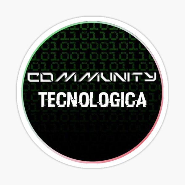 Community Tecnologica #2 Sticker