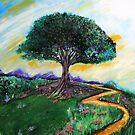 Tree Of Imagination by Adam Santana