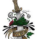 Symbolic Sword by Adam Santana