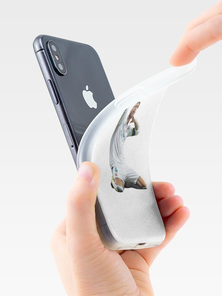 Vista alternativa de Funda y vinilo para iPhone Sergio Ramos