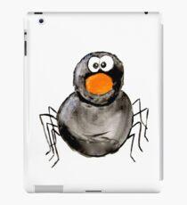 Halloween Spider Cartoon. iPad Case/Skin