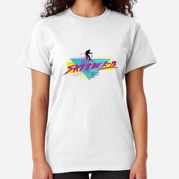 Ski the K-12 Classic T-Shirt