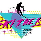 Ski the K-12 by MountBrodie