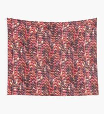 Crochet Rasberry Wall Tapestry