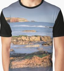 Seacliff & Tantallon Graphic T-Shirt
