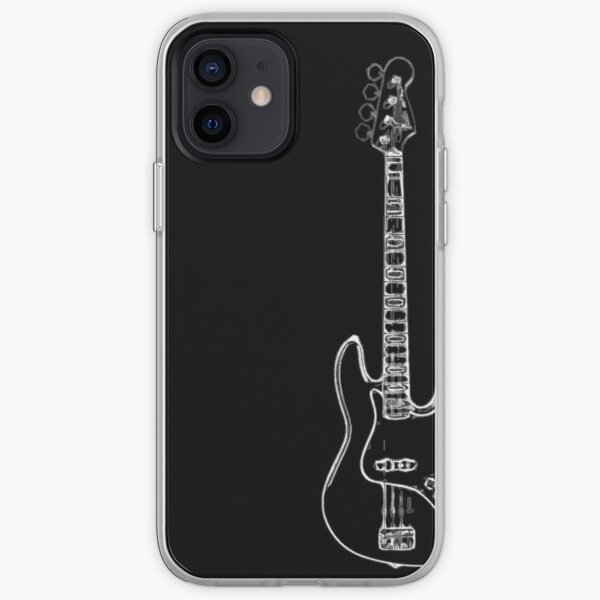 bass electric iPhone Soft Case