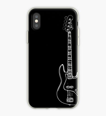 bass electric iPhone Case