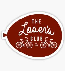 The Loser's Club  Sticker