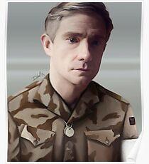 John Watson Poster