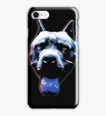 PITBULL - POP SKETCH iPhone Case/Skin