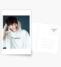 Chen - EXO Postkarten