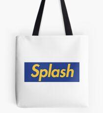 Splash - Box Logo Tote Bag