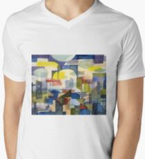 Cityscape with Clouds T-Shirt