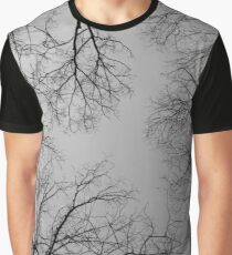 Winter trees Graphic T-Shirt