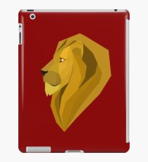 The Golden Lion of House Lannister iPad Case/Skin