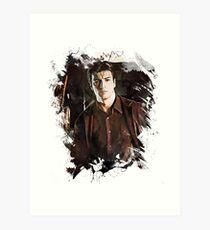 Captain Malcolm Reynolds - FIREFLY Art Print