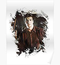 Captain Malcolm Reynolds - FIREFLY Poster