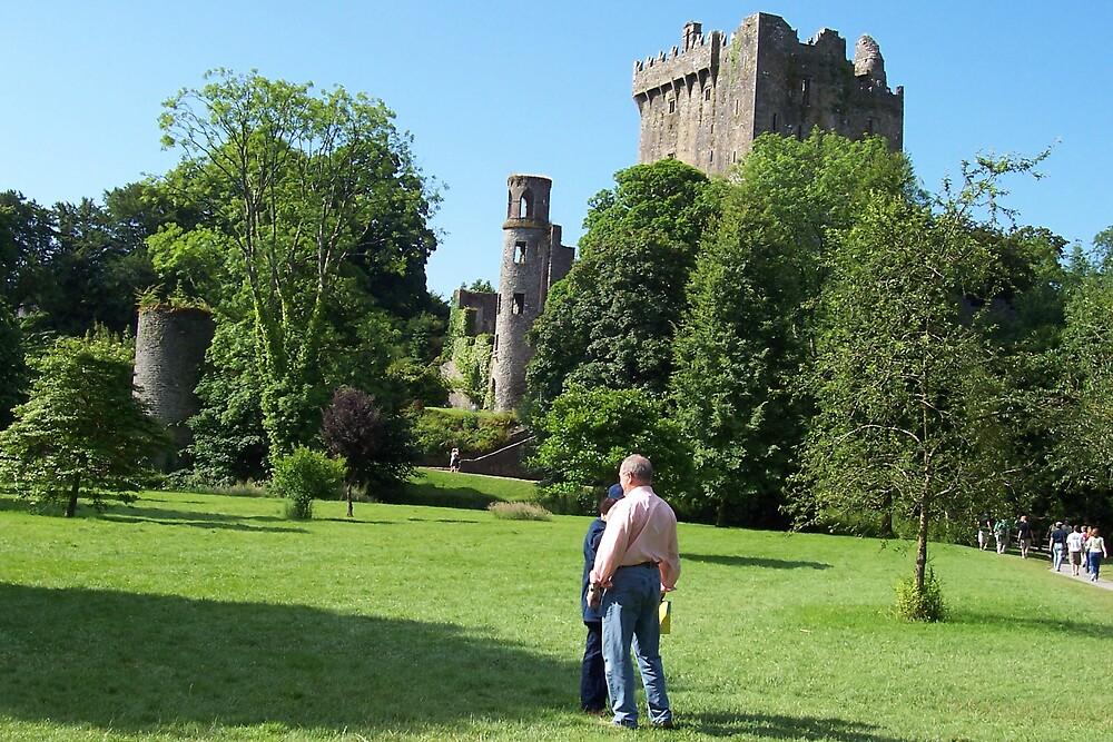 Blarney Castle by pinnafore