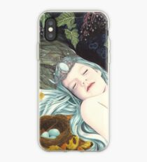 The Robin's Daughter iPhone Case