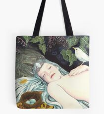 The Robin's Daughter Tote Bag