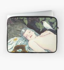 The Robin's Daughter Laptop Sleeve