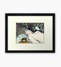 The Robin's Daughter Framed Print
