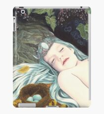 The Robin's Daughter iPad Case/Skin