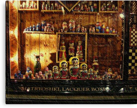 Babushkas - Royal Arcade, Melbourne, Victoria, Australia by © Helen Chierego