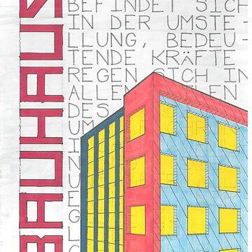 Bauhaus Propaganda by taeyo