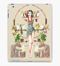 Enchanted Tiki Room Pinup iPad Case/Skin