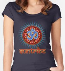 suntribe Women's Fitted Scoop T-Shirt