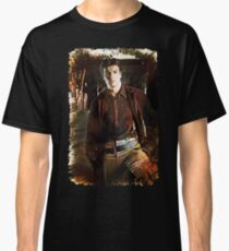 Captain Malcolm Reynolds - FIREFLY Classic T-Shirt
