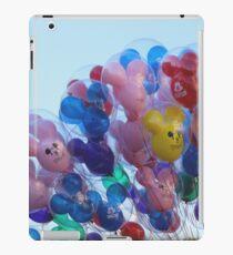 the yellow balloon iPad Case/Skin