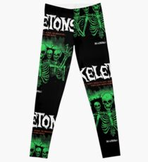 Skeletons Leggings