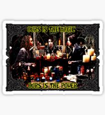 The Craft Witches Sticker
