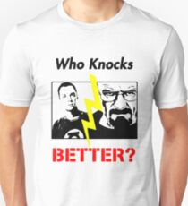 Breaking Bad - The one who knocks T-Shirt