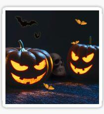Halloween Picture Art Sticker