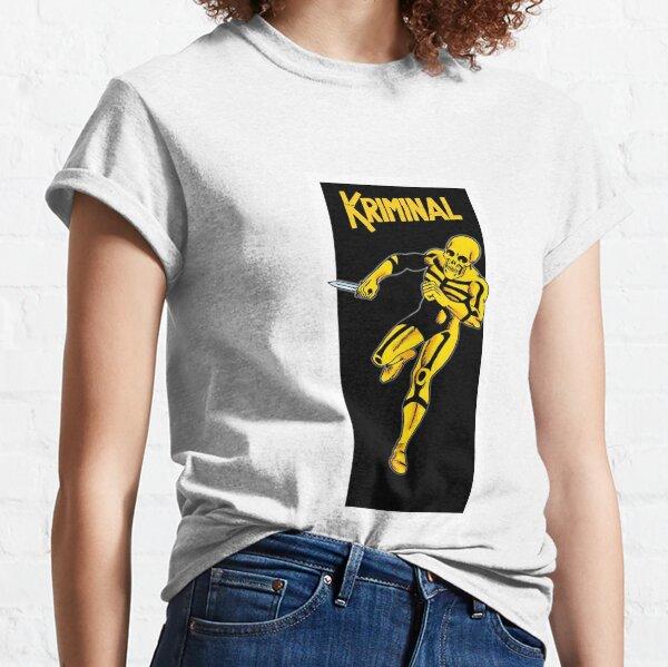 Kriminal  Classic T-Shirt