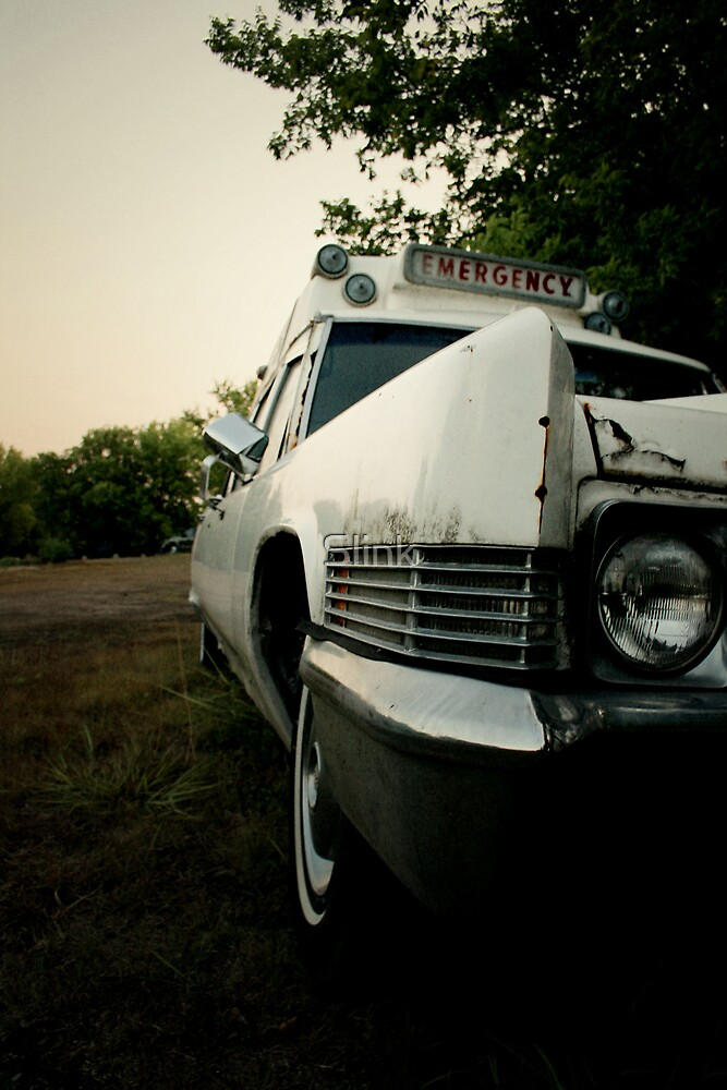 Ghostbuster's Ambulance by Slink