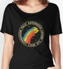 Fully Automated Luxury Gay Space Communism Women's Relaxed Fit T-Shirt