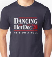 Dancing Hot Dog 2020 Unisex T-Shirt