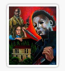 Halloween (John Carpenter) Sticker
