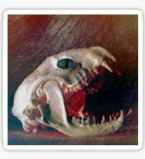 My Spooky Gothic Halloween Sticker