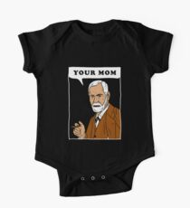 Your Mom - Freud One Piece - Short Sleeve