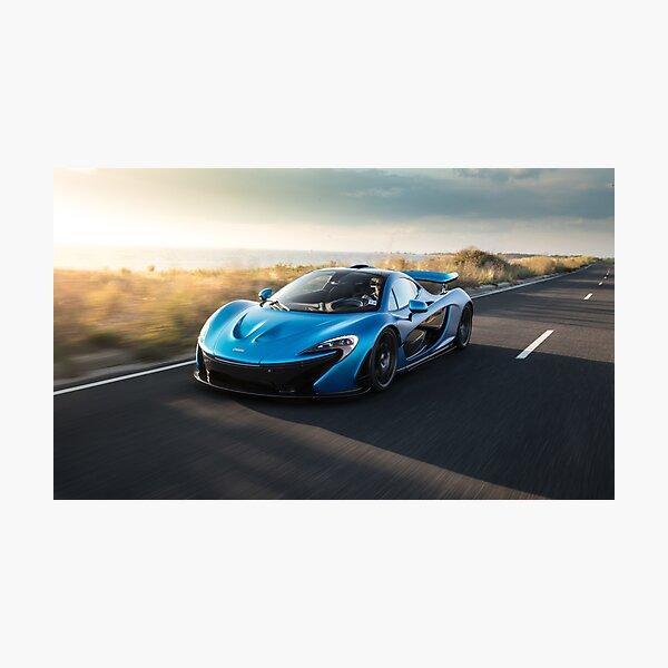 McLaren P1 Photographic Print