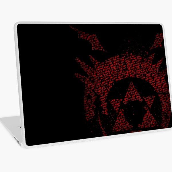 Ouroboros - bigger vrs. Laptop Skin