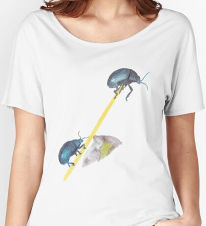 Balancing Beetles Relaxed Fit T-Shirt